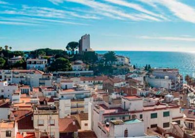 motorcycle tours Barcelona - Sant Pol Del Mar