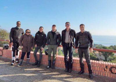 Motorcycle Team Rides
